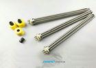 如何判断模具单头电加热管的管径是否合适?