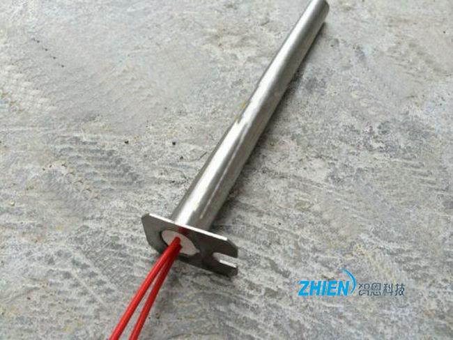 单头电热管和双头电加热管的区别