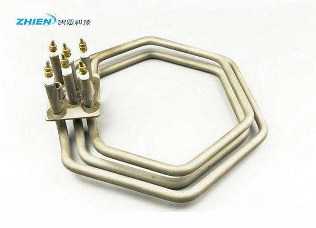 截面六边形加热管组 可用于航空设备的加热管